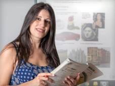 Τάνια Λαζαρίδου, Καθηγήτρια Ιταλικών