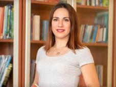 Ιωάννα Φλώρου, Καθηγήτρια Αγγλικών